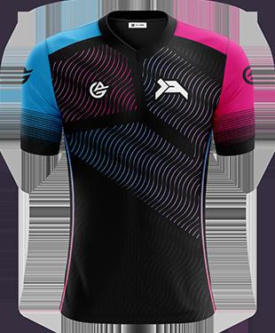 Astro - Short Sleeve Esports Jersey