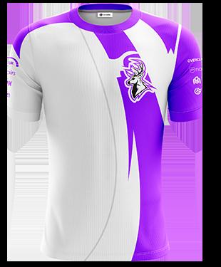 Aura Esports - Short Sleeve Esports Jersey