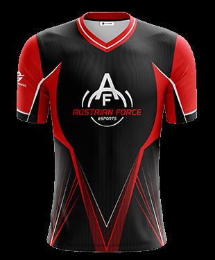 Austrian Force - Short Sleeve Esports Jersey