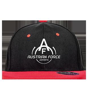Austrian Force - Contrast Snapback Cap