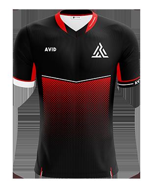 Avid - Short Sleeve Esports Jersey