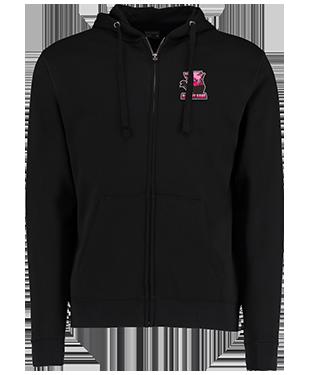 Bandit Gang - Zip Hooded Sweatshirt