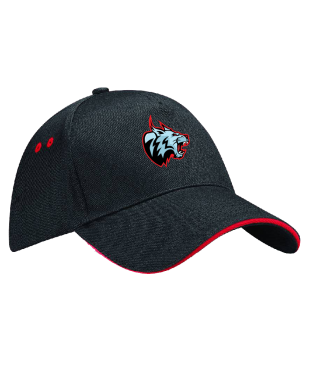 Ice Force Esports - 5 Panel Cap with Sandwich Peak