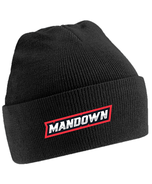 ManDown - Cuffed Beanie