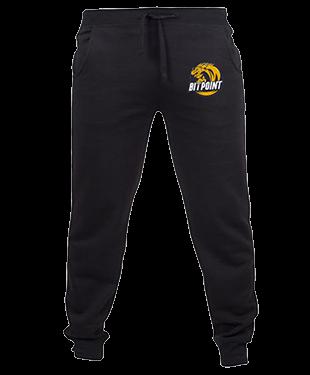 BitpointGG - Slim Cuffed Jog Pants