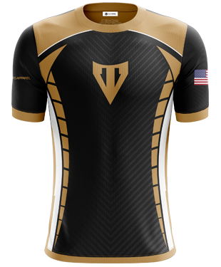 Wicked Shadows - Short Sleeve Esports Jersey