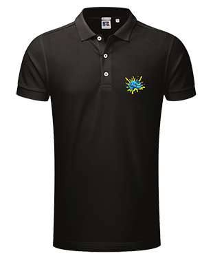 Blondiee Sophiee - Stretch Polo