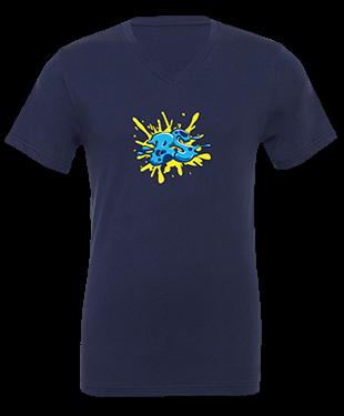 Blondiee Sophiee - Unisex V-Neck T-Shirt