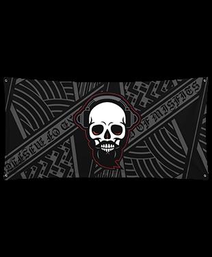 Band Of Misfits - Wall Flag