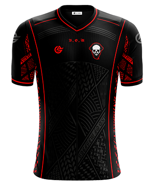 Band Of Misfits - Pro Short Sleeve Esports Jersey