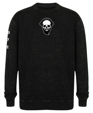 Band Of Misfits - Washed Tour Sweatshirt