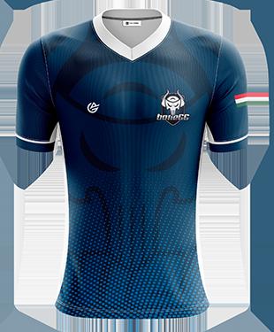 BoneGG - Short Sleeve Esports Jersey