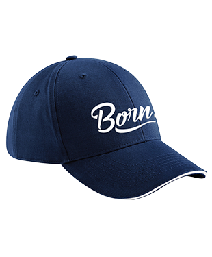 Born Esports - Athleisure 6 Panel Cap