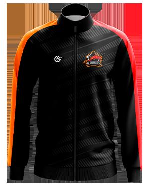 BU Barracuddas - Bespoke Player Jacket