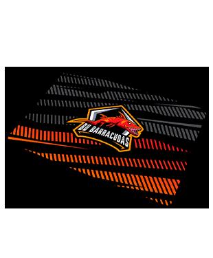 BU Barracuddas - Gaming Mousepad