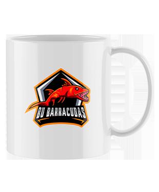 BU Barracuddas - Mug