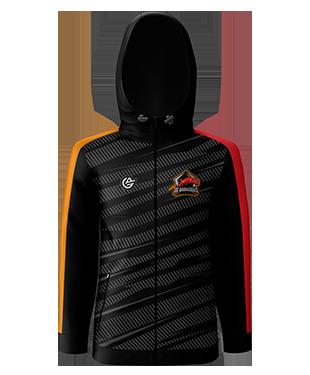 BU Barracuddas - Bespoke Windbreaker Jacket