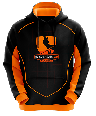 Braveheartwp - Hoodie without Zipper