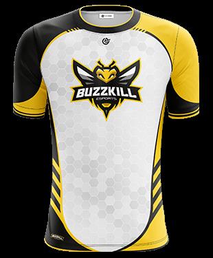BuzzKill - Short Sleeve Esports Jersey