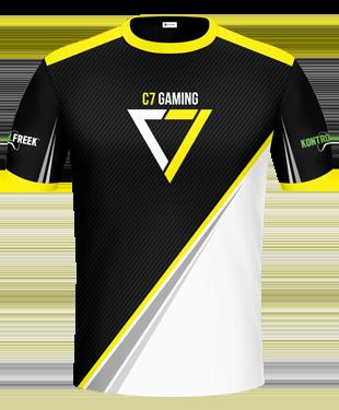 C7 Gaming - Esports Jersey