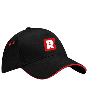 Reason Gaming - 5 Panel Cap with Sandwich Peak