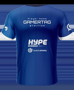CAZ eSports - 2017 Short Sleeve Jersey