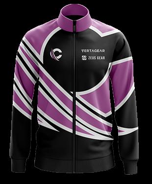 Team Clarity - Esports Player Jacket