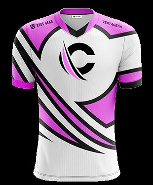 Team Clarity - Short Sleeve Esports Jersey