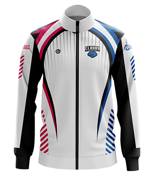 Cloudy - Esports Player Jacket