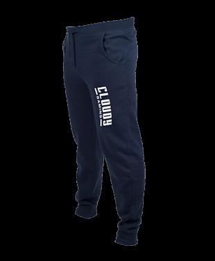 Cloudy - Slim Cuffed Jog Pants