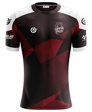 Coffin Dodgers - Short Sleeve Esports Jersey