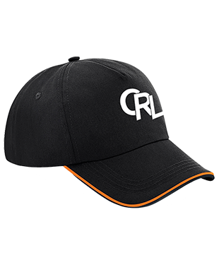 Cone Racing League - Piped 5 Panel Cap