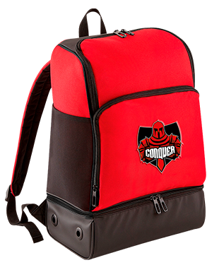 Conquer - Hardbase Sports Backpack