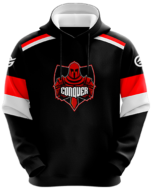 Conquer - Esports Hoodie