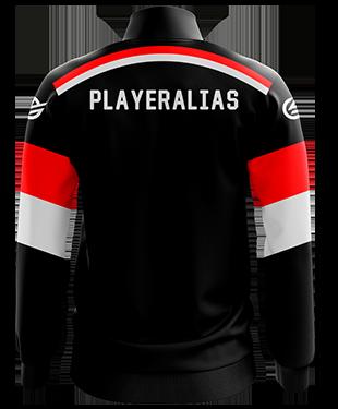 Conquer - Esports Player Jacket
