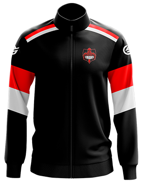 Conquer - Esports Player Jacket