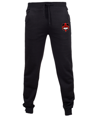 Conquer - Slim Cuffed Jogging Bottoms