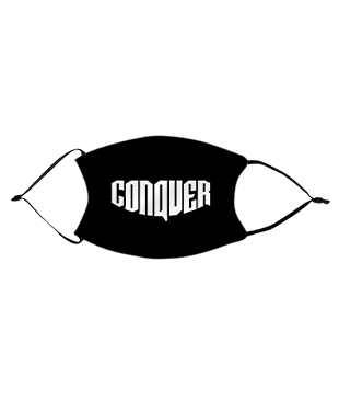 Conquer Gaming - Adult Face Mask