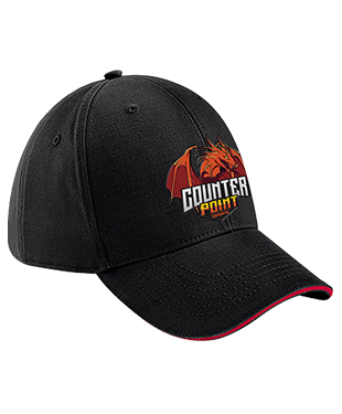CounterPoint - 6 Panel Cap