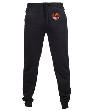 CounterPoint - Slim Cuffed Jogging Bottoms