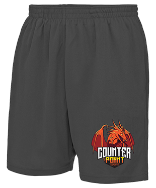 CounterPoint - Mesh Lined Shorts