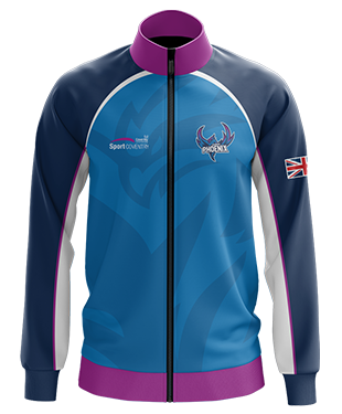 Coventry University - Esports Player Jacket