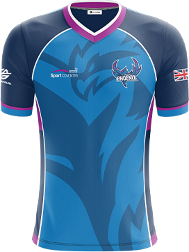 Coventry University - Short Sleeve Esports Jersey