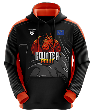 CounterPoint - Esports Hoodie without Zipper