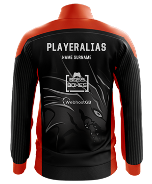 CounterPoint - Esports Player Jacket