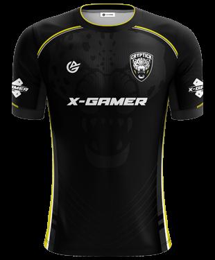CTiK - Short Sleeve Esports Jersey