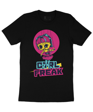 CTRL FREAK - Organic T-Shirt