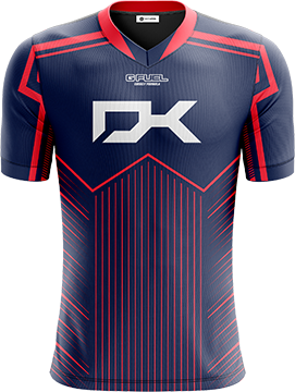 Darkness Nation - Pro Short Sleeve Esports Jersey