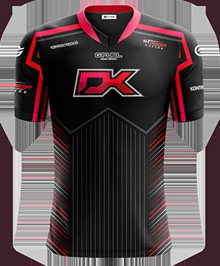 Darkness Nation - Short Sleeve Esports Jersey