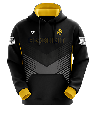 Dead Limit - Esports Hoodie without Zipper